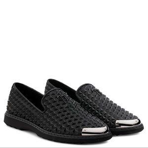 giuseppe zanotti • NEW • 3D loafer